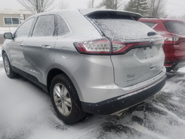 2016 Ford Edge SEL Newport, VT 1