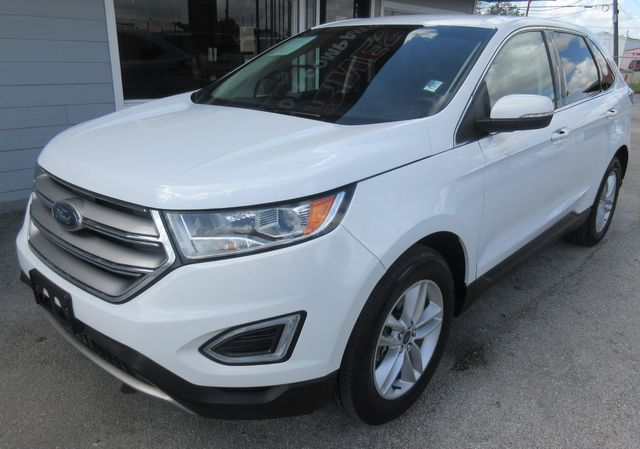 2016 Ford Edge SEL south houston, TX 1