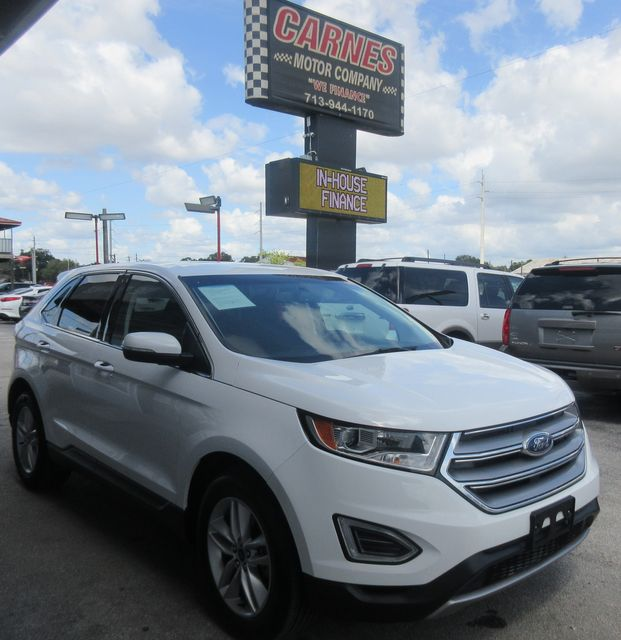 2016 Ford Edge SEL south houston, TX 5