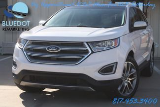 2016 Ford Edge Titanium  TECH PACKAGE-BLIND SPOT MONITOR- VISTA ROOF-COOLED HEATED SEATS-V6-MSRP 40K  city TX  Bluedot Remarketing  in Mansfield, TX