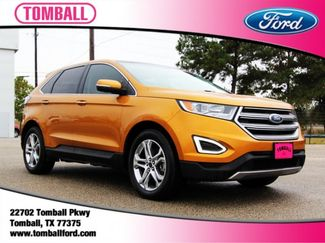 2016 Ford Edge Titanium in Tomball, TX 77375