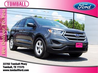 2016 Ford Edge SE in Tomball, TX 77375