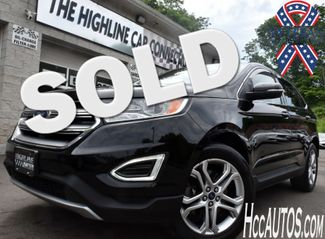 2016 Ford Edge Titanium Waterbury, Connecticut