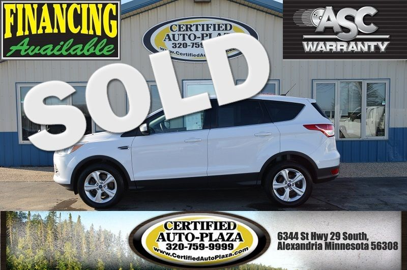 2016 Ford Escape SE 4x4 in Alexandria Minnesota