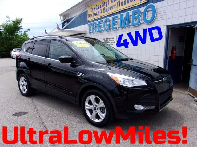 2016 Ford Escape 4WD SE