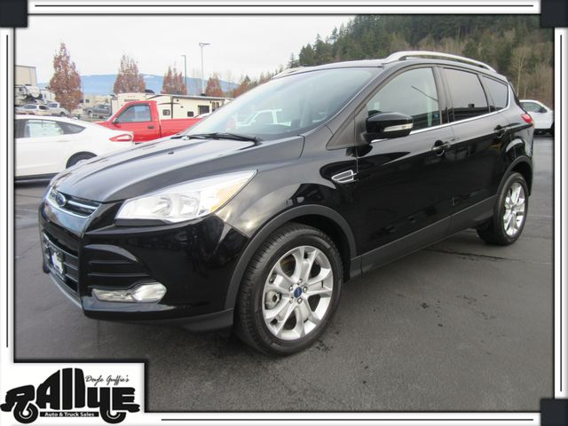 2016 Ford Escape Titanium in Burlington, WA 98233