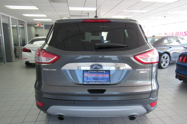 2016 Ford Escape Titanium W/ NAVIGATION SYSTEM/ BACK UP CAM Chicago, Illinois 4