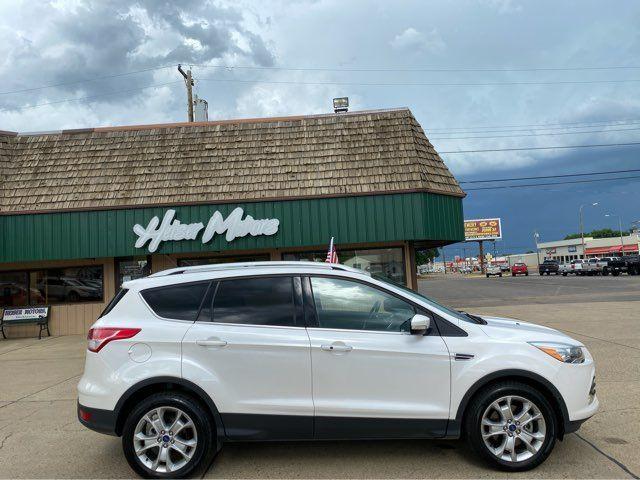 2016 Ford Escape Titanium in Dickinson, ND 58601