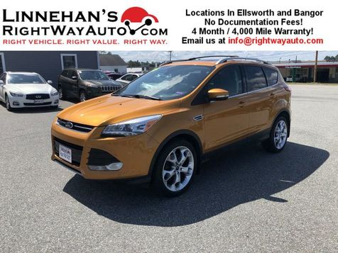 2016 Ford Escape Titanium in Bangor