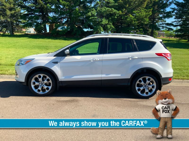2016 Ford Escape 4d SUV 4WD Titanium  city MT  Bleskin Motor Company   in Great Falls, MT