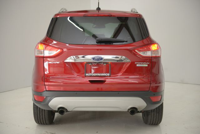 2016 Ford Escape Titanium Houston, Texas 10