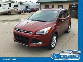 2016 Ford Escape Titanium in Lapeer, MI 48446