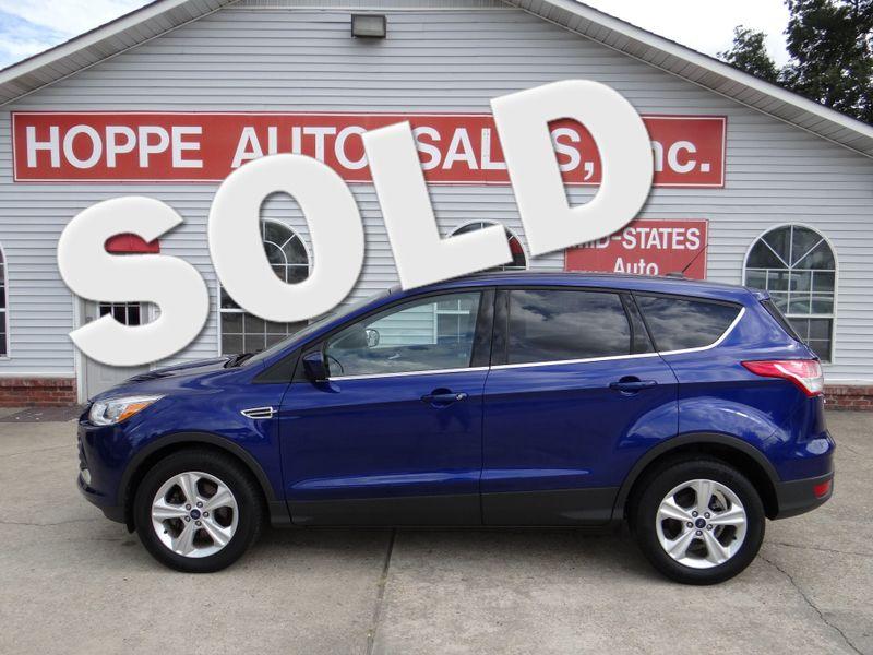 2016 Ford Escape SE   Paragould, Arkansas   Hoppe Auto Sales, Inc. in Paragould Arkansas