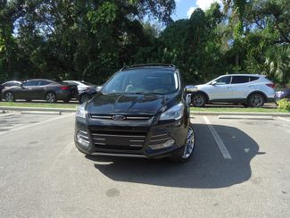 2016 Ford Escape SE 2.0T. LEATHER. PANORAMIC. WHEELS SEFFNER, Florida