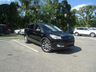 2016 Ford Escape SE 2.0T. LEATHER. PANORAMIC. WHEELS SEFFNER, Florida 9