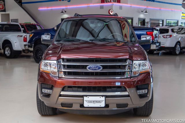 2016 Ford Expedition EL King Ranch in Addison, Texas 75001