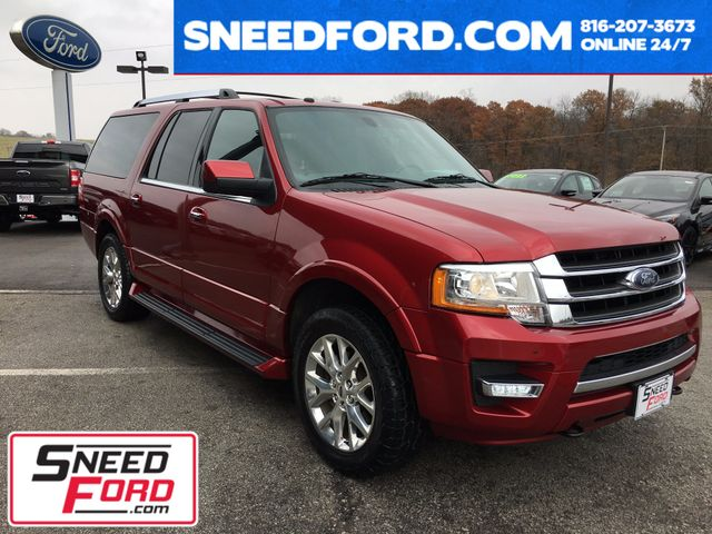 2016 Ford Expedition EL Limited 4X4