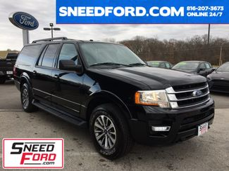 2016 Ford Expedition EL XLT 4X4 in Gower Missouri, 64454