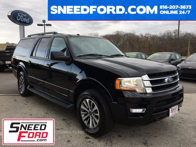 2016 Ford Expedition EL XLT 4X4