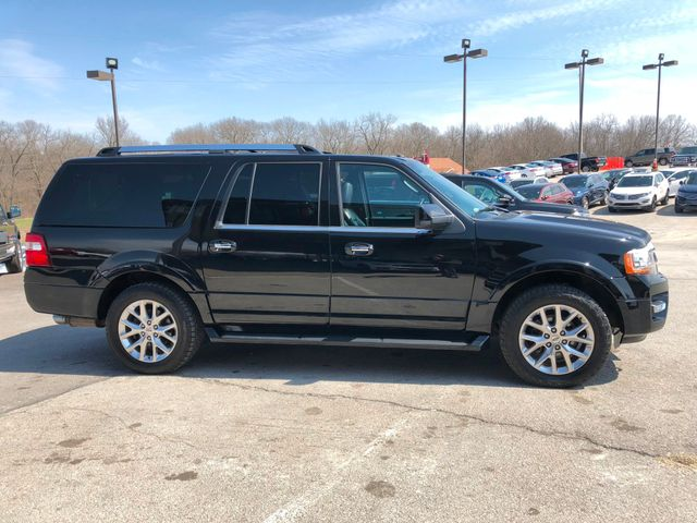 2016 Ford Expedition EL Limited 4X4 in Gower Missouri, 64454