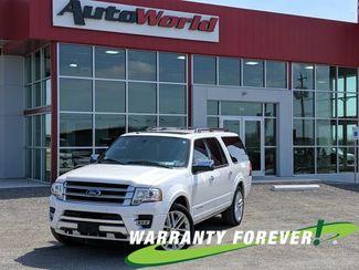 2016 Ford Expedition EL Platinum in Uvalde, TX 78801