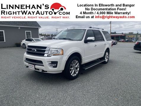 2016 Ford Expedition Limited in Bangor