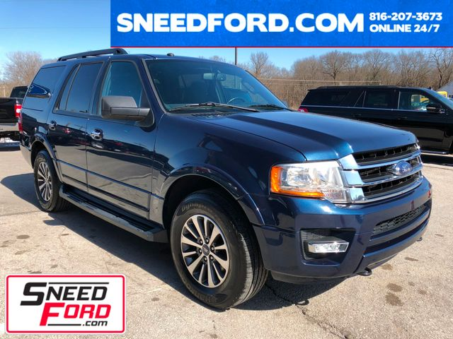 2016 Ford Expedition XLT 4X4