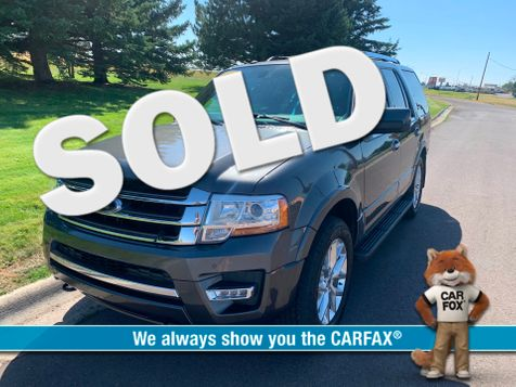 2016 Ford Expedition Limited in Great Falls, MT