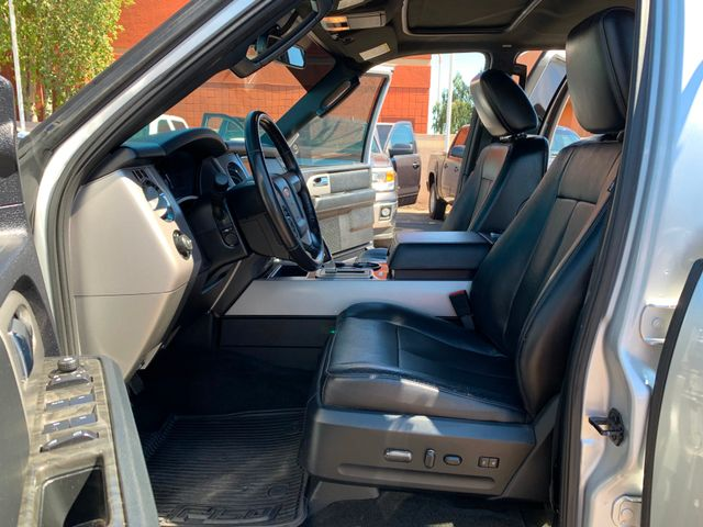 2016 Ford Expedition Limited Ecoboost 4WD 3 MONTH/3,000 MILE NATIONAL POWERTRAIN WARRANTY Mesa, Arizona 9