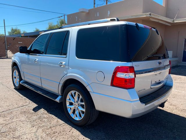 2016 Ford Expedition Limited Ecoboost 4WD 3 MONTH/3,000 MILE NATIONAL POWERTRAIN WARRANTY Mesa, Arizona 2