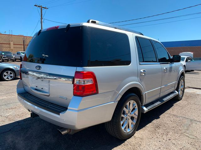 2016 Ford Expedition Limited Ecoboost 4WD 3 MONTH/3,000 MILE NATIONAL POWERTRAIN WARRANTY Mesa, Arizona 4