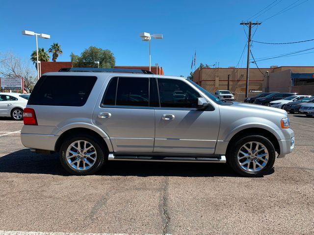 2016 Ford Expedition Limited Ecoboost 4WD 3 MONTH/3,000 MILE NATIONAL POWERTRAIN WARRANTY Mesa, Arizona 5