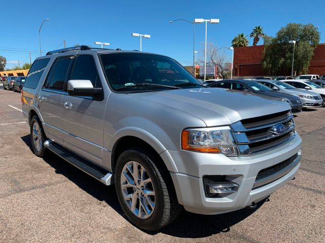 2016 Ford Expedition Limited Ecoboost 4WD 3 MONTH/3,000 MILE NATIONAL POWERTRAIN WARRANTY Mesa, Arizona 6