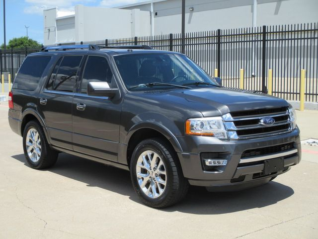 2016 Ford Expedition Limited * 1-OWNER * Power Boards * NAVI * Sunroof