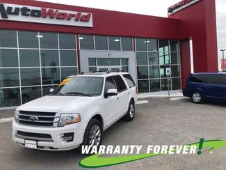 2016 Ford Expedition Limited in Uvalde, TX 78801