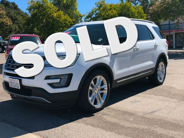 2016 Ford Explorer XLT in Atascadero CA, 93422