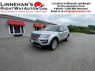 2016 Ford Explorer Limited in Bangor, ME 04401