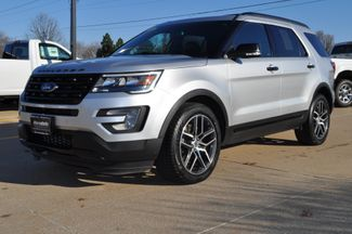 2016 Ford Explorer Sport in Bettendorf/Davenport, Iowa 52722