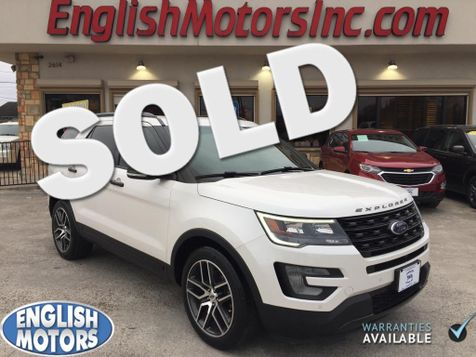 2016 Ford Explorer Sport in Brownsville, TX