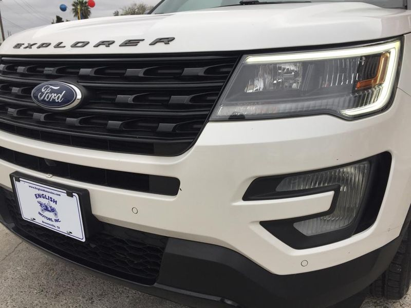 2016 Ford Explorer Sport  Brownsville TX  English Motors  in Brownsville, TX