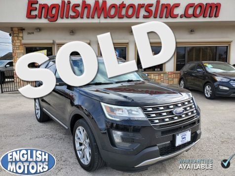2016 Ford Explorer Limited in Brownsville, TX