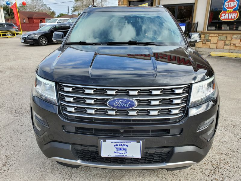 2016 Ford Explorer Limited  Brownsville TX  English Motors  in Brownsville, TX