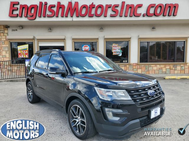 2016 Ford Explorer Sport in Brownsville, TX 78521