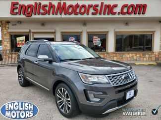 2016 Ford Explorer Platinum in Brownsville, TX 78521