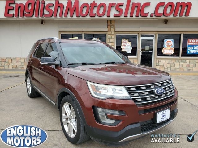 2016 Ford Explorer XLT in Brownsville, TX 78521