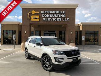 2016 Ford Explorer Sport 4X4 3.5L ECOBOOST in Bullhead City Arizona, 86442-6452
