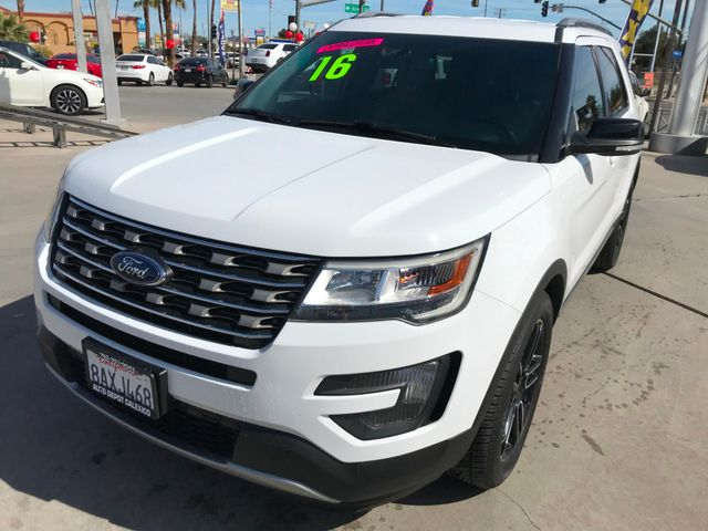 2016 Ford Explorer XLT in Calexico, CA 92231