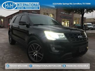 2016 Ford Explorer Sport ONE OWNER in Carrollton, TX 75006