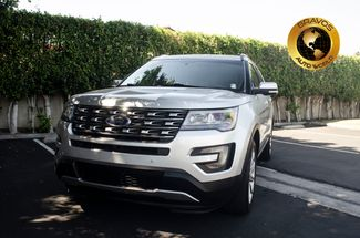 2016 Ford Explorer in cathedral city, California