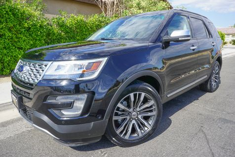 2016 Ford Explorer Platinum in Cathedral City
